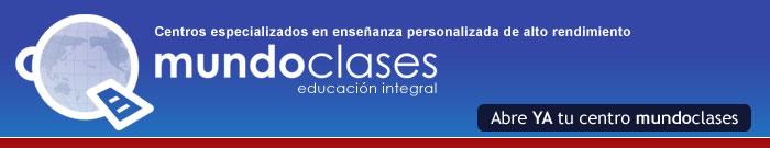 MUNDOCLASES - Centros especializados en enseñanza personalizada de alto rendimiento
