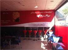 PickaPizza - PickaPizza firma su master en Suecia con Swedish Comfortable