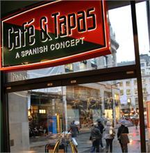 CAFÉ & TÉ - Café & Tapas, giro en la restauración de Café & Té que llega a Londres - Café & Té cierra el ejercicio 2010 con un crecimiento del 9%