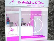 EL DEDAL DE LA TATA - El Dedal de la Tata, presente en la Feria Internacional de Franquicias de México (FIF 2014 )