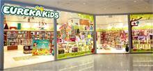 Eurekakids anuncia la apertura de 7 nuevas tiendas