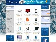 Ecomputer - La tienda física y la virtual de Ecomputer se complementan y beneficia al negocio
