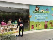 Eurekakids abre su primera franquicia en México