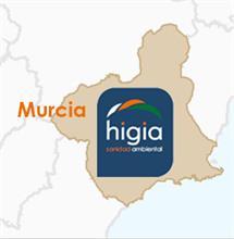 Higia Control de Plagas Urbanas - Nueva apertura de la franquicia de sanidad ambiental HIGIA en Murcia