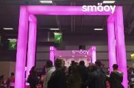 Smöoy vuelve a brillar en la Feria de París