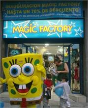 MAGIC FACTORY - MAGIC FACTORY abre una tienda de en Bilbao centro.