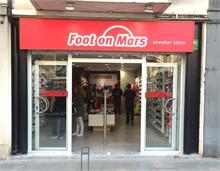 Foot on Mars aterriza en Blanes | Diffusion Sport