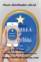CERVEZA ESTRELLA DE MADRID - Nueva franquicia en Ciudad Real Estrella de Asturias