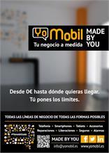 """Yomobil - Yomobil presenta su nuevo concepto de franquicia: """"Yomobil Made by You"""""""