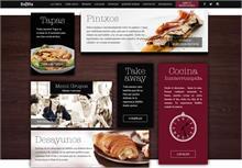BaRRa de Pintxos - BaRRa de Pintxos potencia su servicio take away a través de una nueva web