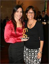 Almeida Viajes recibe el premio a la 'Mejor Imagen de Marca' que concede           el Club de Marketing