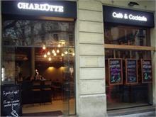 Charlotte - La franquicia CHARLOTTE llega al centro de Barcelona