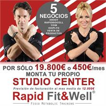RAPID FIT WELL - RAPID FIT WELL fisio metabolic training  and Nutrition