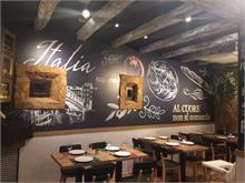 PASTA CITY - La cadena de restaurantes Pasta City inaugura una franquicia en Torrelodones