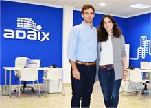 Adaix llega a Mora de la mano de dos jóvenes emprendedores