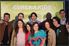 EUREKAKIDS - Estrellas del cine español arropan a la actriz Lucía Jiménez como nueva franquiciada de Eurekakids