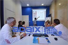 Formación de los nuevos profesionales Adaix de Donostia, Cádiz y Granada