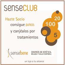 Sensebene - Sensebene pone en marcha el Club de Puntos y Prescripción