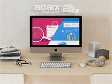 ¿Cómo son las herramientas que utiliza Adaix para la gestión inmobiliaria?
