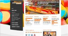 BLUSTER STORE - Bluster Store: estrena una web interactiva