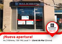 MAIL BOXES ETC. - Mail Boxes Etc. inaugura otro centro más en Catalunya