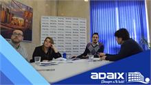 Primera jornada de formación del mes de marzo en Adaix