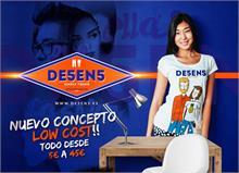Súmate al éxito de De5en5