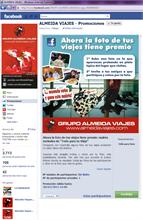 ALMEIDA VIAJES - El Grupo Almeida Viajes supera los 66.300 seguidores en las redes sociales