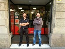Entrevista:  Xavier Castillo y Alex Bañón - Franquiciados MBE Barcelona