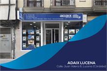 Apertura de una nueva agencia inmobiliaria Adaix en Lucena (Córdoba)