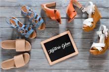 Tendencias en calzado de Hysteric Glam