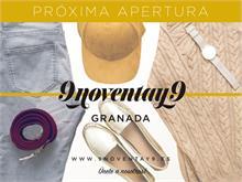 9noventay9 No solo moda - 9noventay9 próxima apertura en Granada