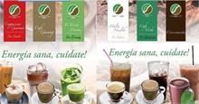 Hazte distribuidor exclusivo de zona a hosteleria, vending o casas , Cafe Verde con Ganoderma, Ginseng, guarana, malta, etc