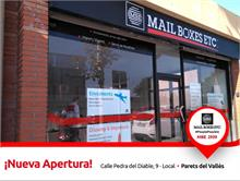 Continúa la expansión de Mail Boxes Etc. en Catalunya