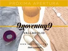 9noventay9 próxima apertura en Valladolid
