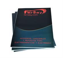 FERSAY ELECTRONICA S.L - NUEVO CATALOGO FERSAY