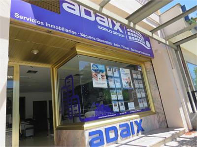 Nueva agencia inmobiliaria Adaix en Cáceres