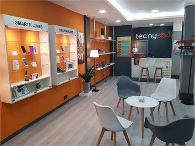 Tecnyshop el mayor crecimiento del sector