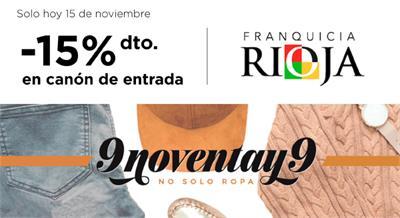 9noventay9 estará en la Feria de Franquicias de La Rioja