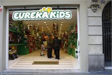 EUREKAKIDS - Los juguetes de Eurekakids llegan a Blanes
