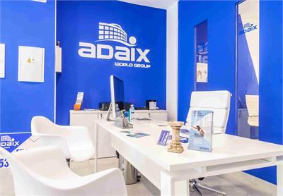 La red inmobiliaria Adaix supera las 8.000 captaciones en este 2018