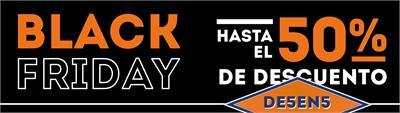 ¡Black Friday en DE5EN5!