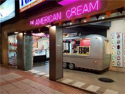 The American Cream: el helado americano se expande por España