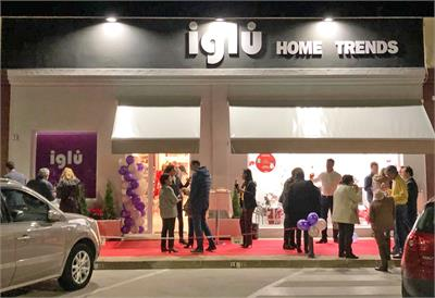 Iglú abre una nueva tienda