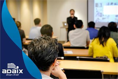 Reunión-Presentación de los Master-Delegado Adaix Provincial