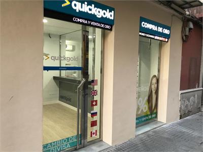 QUICKGOLD VUELVE A EXPOFRANQUICIA 2019