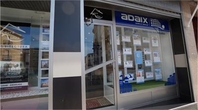 Apertura de la agencia inmobiliaria Adaix en Almadén (Ciudad Real)