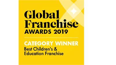 Helen Doron recibe el premio a la Mejor Franquicia para Niños y Educación de 2019