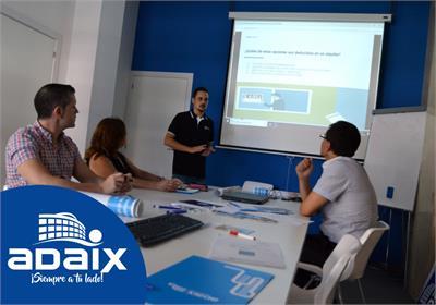Nueva Formación Agentes inmobiliarios Adaix