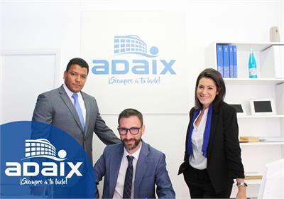 Adaix presenta nueva agencia en San Sebastián de los Reyes, Madrid